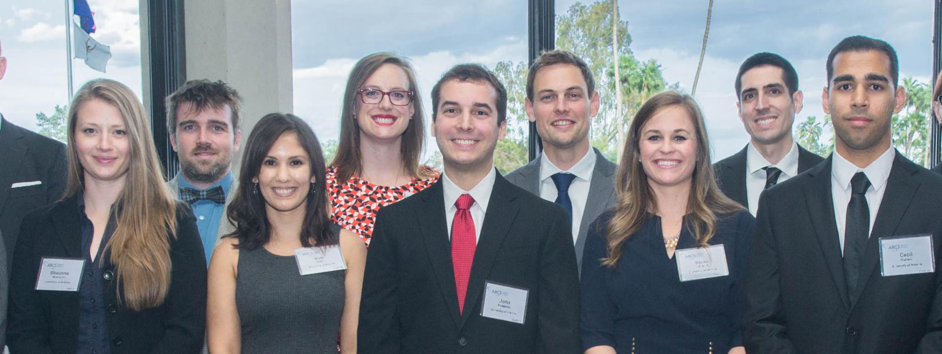 2016-2017 ARCS Foundation Phoenix Scholars